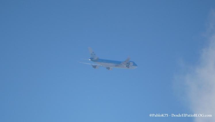 KLM 747 2