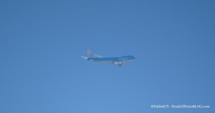 KLM 747 3